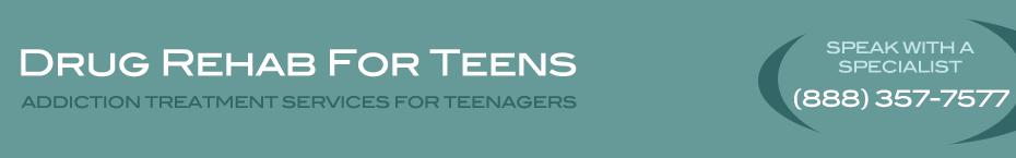 Drug Rehab 4 Teens
